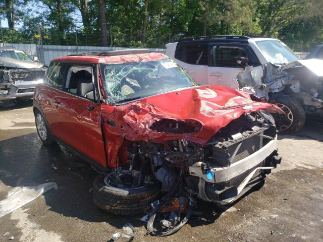 Salvage cars for sale from Copart Austell, GA: 2017 Mini Cooper S