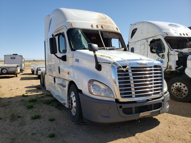 Salvage cars for sale from Copart Colorado Springs, CO: 2013 Freightliner Cascadia 1