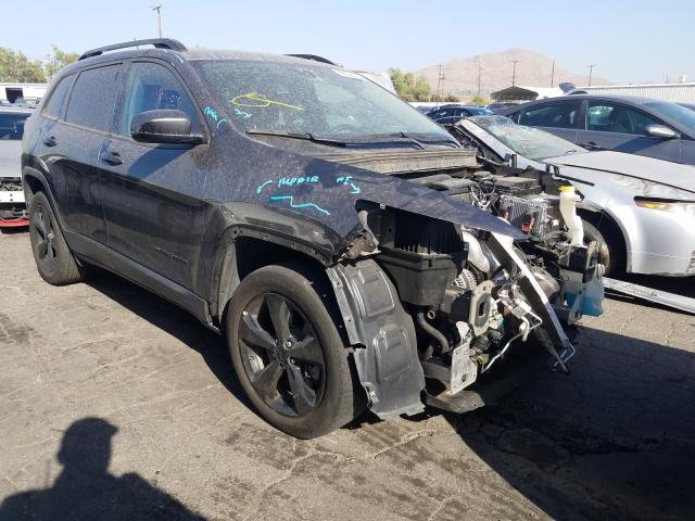 Salvage cars for sale from Copart Colton, CA: 2018 Jeep Cherokee L