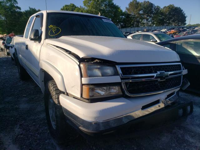 Salvage cars for sale from Copart Loganville, GA: 2007 Chevrolet Silverado