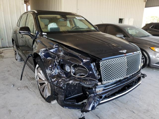 Salvage cars for sale from Copart Homestead, FL: 2021 Bentley Bentayga