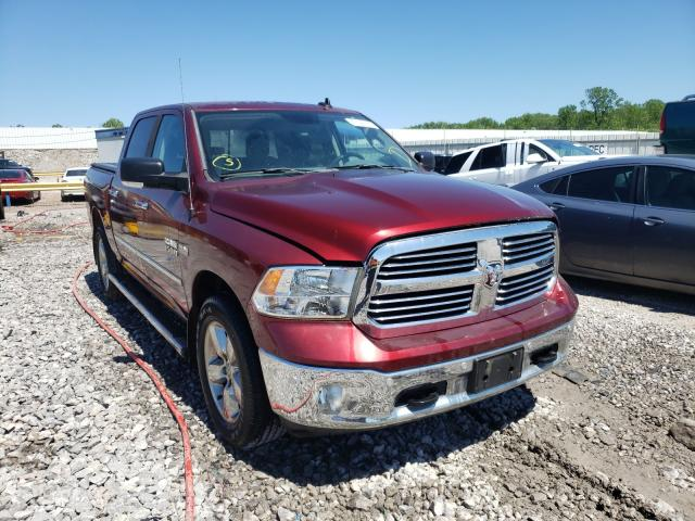 Salvage cars for sale from Copart Hueytown, AL: 2017 Dodge RAM 1500 SLT