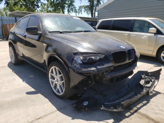 BMW X6 salvage cars for sale: 2009 BMW X6
