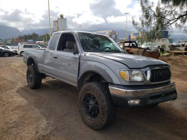 Salvage cars for sale from Copart Kapolei, HI: 2004 Toyota Tacoma XTR