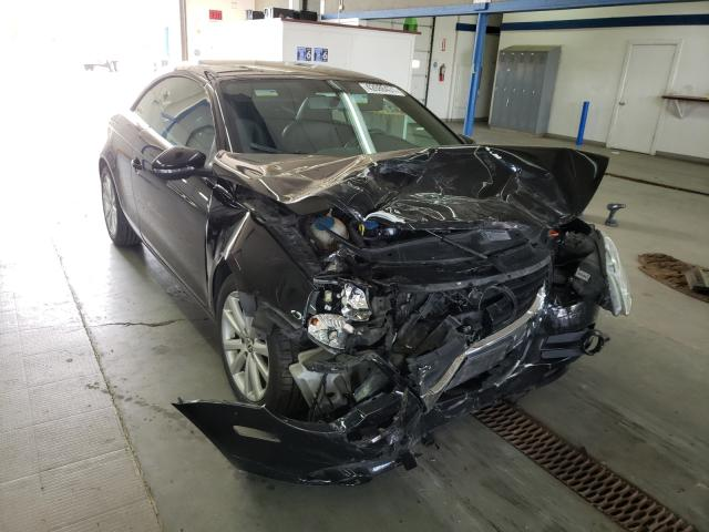Salvage cars for sale from Copart Pasco, WA: 2011 Volkswagen EOS Komfor