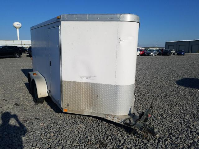 Featherlite Mfg Inc Trailer salvage cars for sale: 2006 Featherlite Mfg Inc Trailer