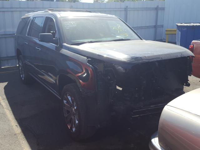 Salvage cars for sale from Copart Vallejo, CA: 2016 GMC Yukon XL D
