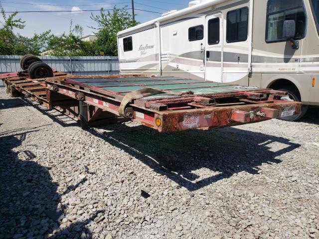 Vehiculos salvage en venta de Copart Louisville, KY: 2015 Wade Trailer