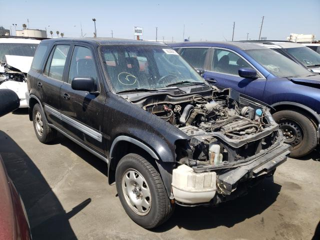 Salvage cars for sale from Copart Wilmington, CA: 1997 Honda CR-V LX