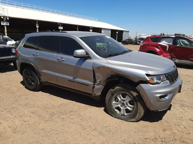 Salvage cars for sale from Copart Phoenix, AZ: 2017 Jeep Grand Cherokee