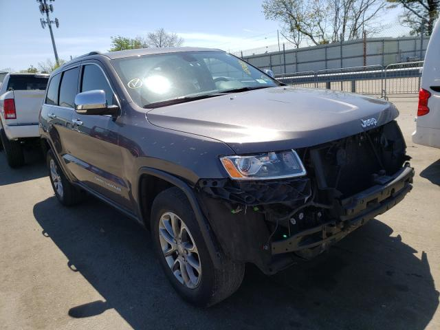 Salvage cars for sale from Copart Brookhaven, NY: 2014 Jeep Grand Cherokee