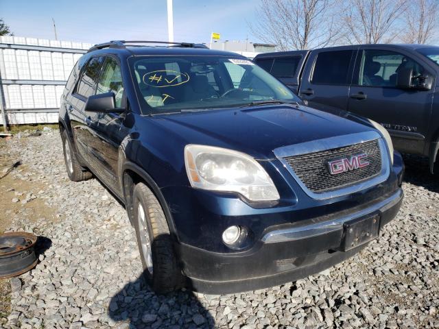 GMC Vehiculos salvage en venta: 2008 GMC Acadia SLE