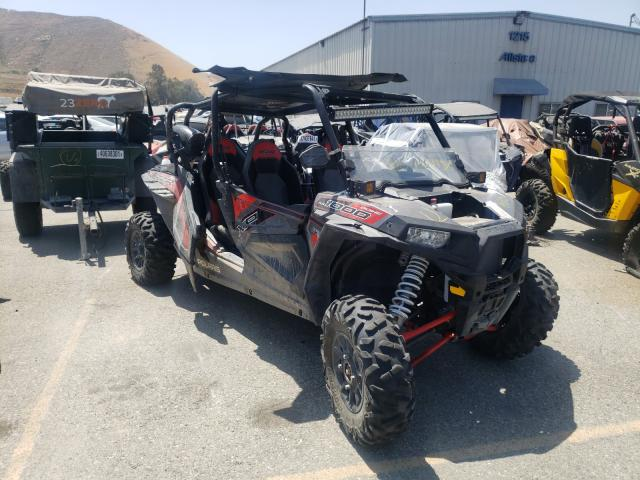Salvage motorcycles for sale at Colton, CA auction: 2017 Polaris RZR XP