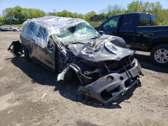 BMW salvage cars for sale: 2017 BMW X5 XDRIVE3