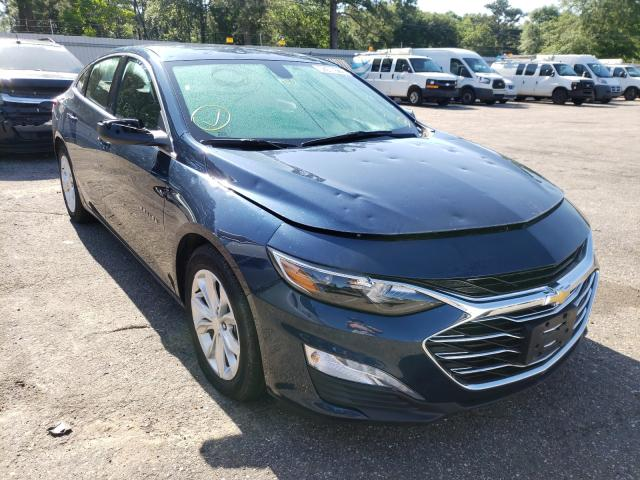 Salvage cars for sale from Copart Eight Mile, AL: 2020 Chevrolet Malibu LT