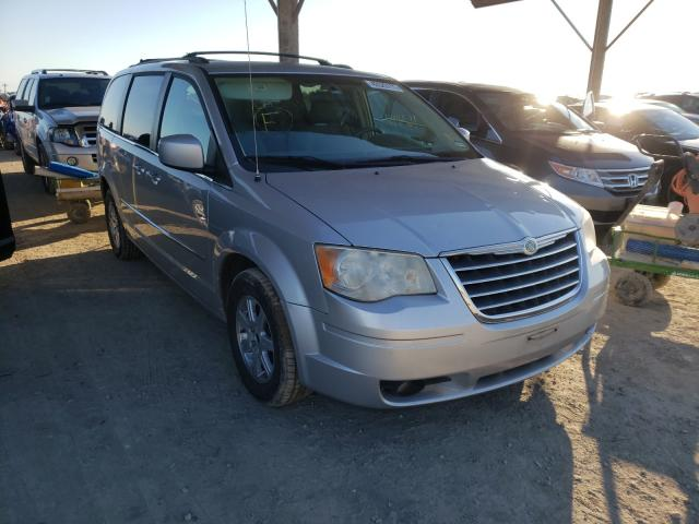 Hail Damaged Cars for sale at auction: 2010 Chrysler Town & Country