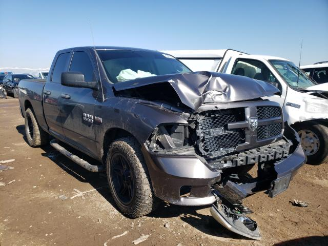 Vehiculos salvage en venta de Copart Brighton, CO: 2014 Dodge RAM 1500 ST