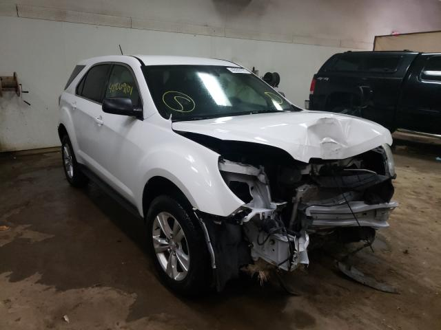 Chevrolet Equinox salvage cars for sale: 2016 Chevrolet Equinox
