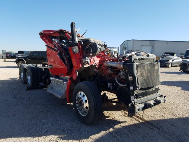 Salvage cars for sale from Copart Tucson, AZ: 2021 Kenworth Construction
