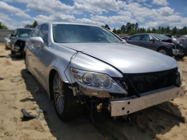 Lexus Vehiculos salvage en venta: 2010 Lexus LS 460