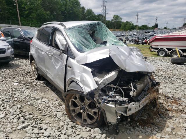 2014 Ford Escape Titanium en venta en Mebane, NC