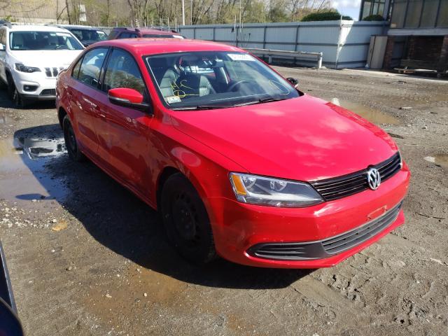 Volkswagen salvage cars for sale: 2014 Volkswagen Jetta SE