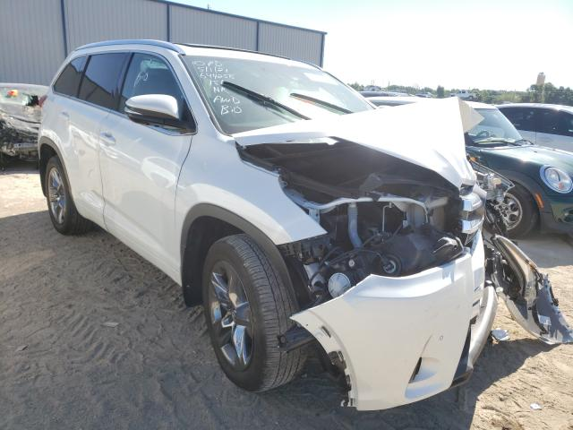 Salvage cars for sale from Copart Apopka, FL: 2019 Toyota Highlander