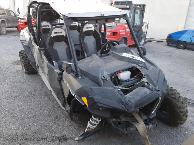 Salvage cars for sale from Copart Las Vegas, NV: 2019 Polaris RZR XP 4 1