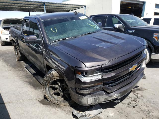 2016 Chevrolet Silverado for sale in Anthony, TX