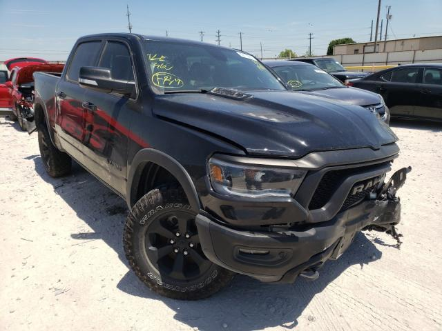 Salvage cars for sale from Copart Haslet, TX: 2020 Dodge RAM 1500 Rebel