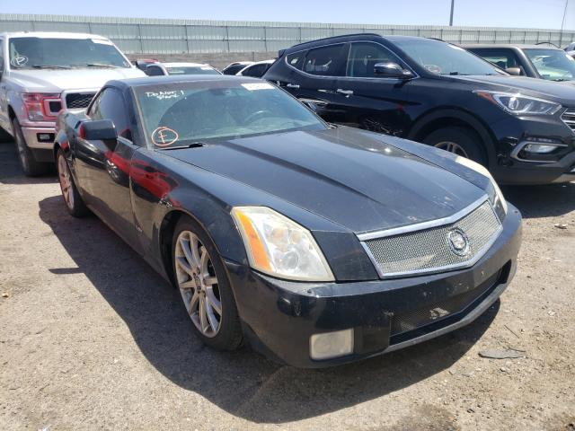 Salvage cars for sale from Copart Albuquerque, NM: 2006 Cadillac XLR-V