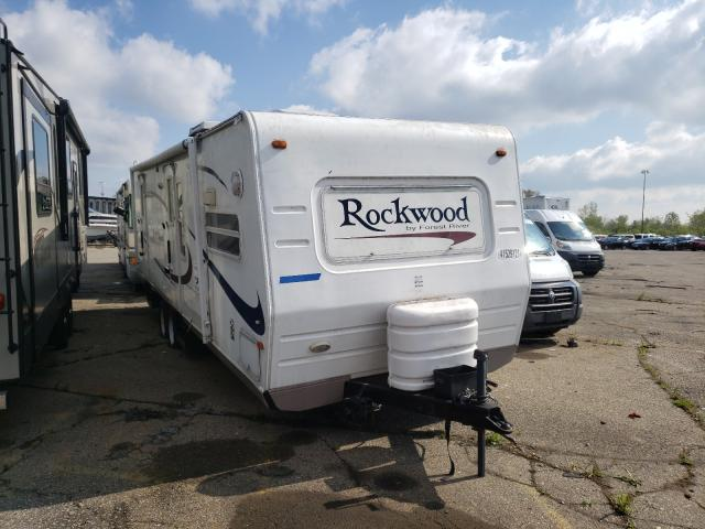 Camp salvage cars for sale: 2005 Camp Rockwood