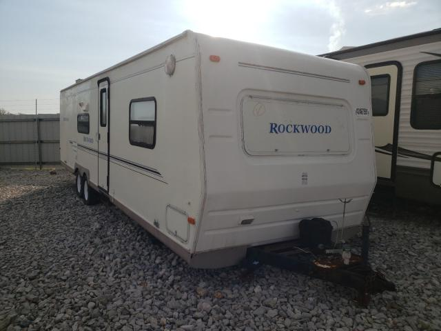 2003 Rockwood Travel Trailer for sale in Prairie Grove, AR