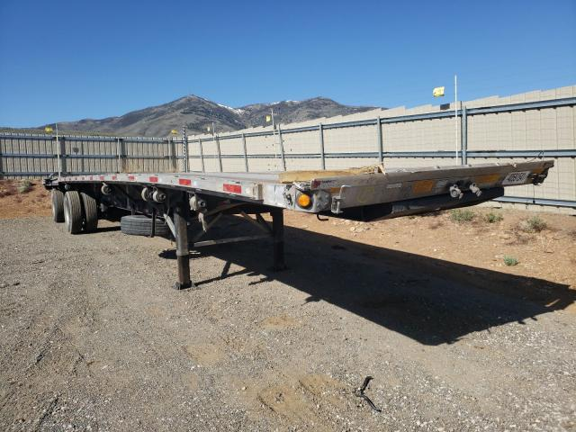 Salvage cars for sale from Copart Reno, NV: 2018 Utility Flatbed TR