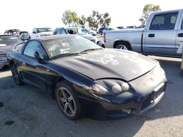 Mitsubishi salvage cars for sale: 1999 Mitsubishi 3000 GT SL