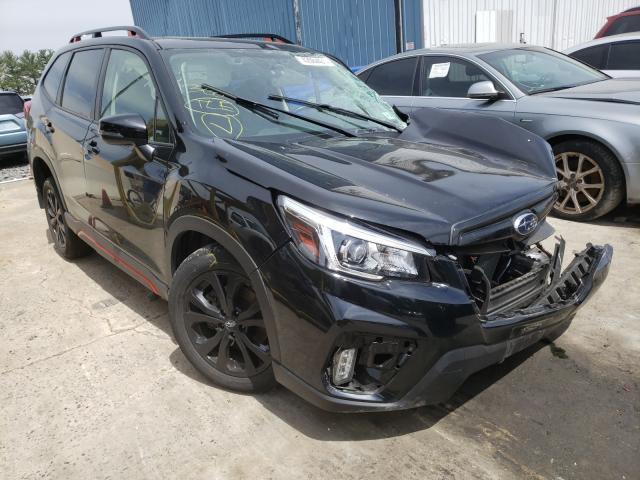 Subaru Vehiculos salvage en venta: 2019 Subaru Forester S