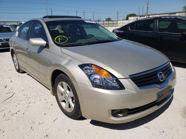 Salvage cars for sale from Copart Haslet, TX: 2009 Nissan Altima 2.5