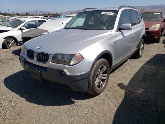 BMW X3 2005 1