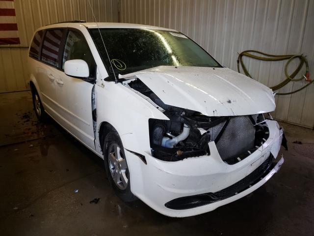 Dodge Vehiculos salvage en venta: 2012 Dodge Grand Caravan