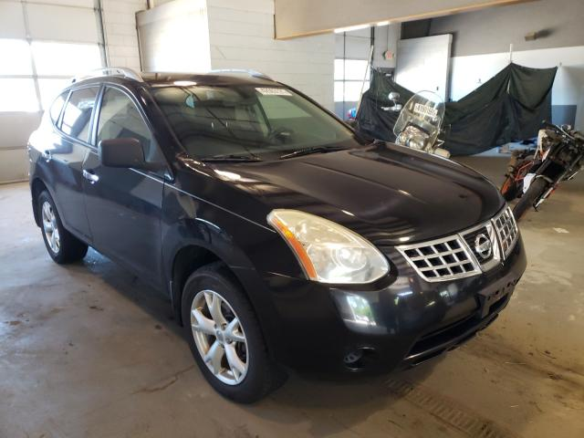 Salvage cars for sale from Copart Sandston, VA: 2010 Nissan Rogue S
