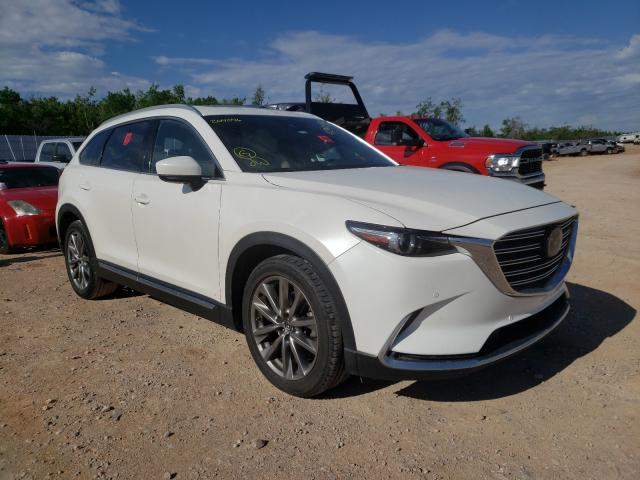 Salvage cars for sale from Copart Oklahoma City, OK: 2018 Mazda CX-9 Grand Touring