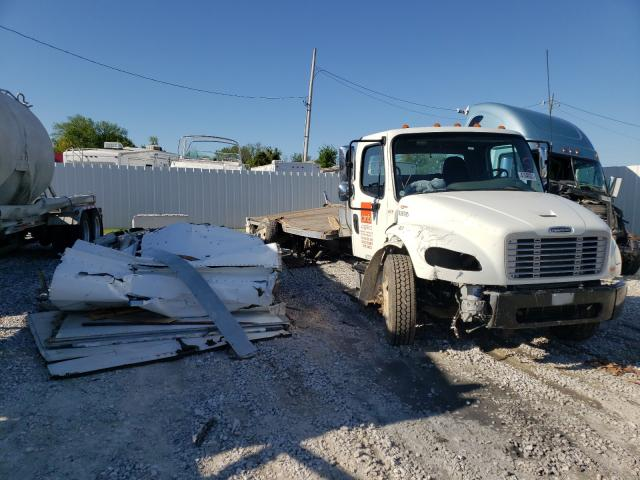 Salvage cars for sale from Copart Rogersville, MO: 2015 Freightliner M2 106 MED