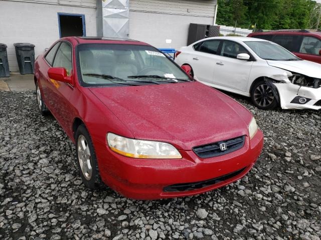 Salvage cars for sale from Copart Mebane, NC: 1999 Honda Accord EX