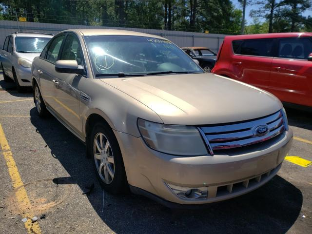 Salvage cars for sale from Copart Eight Mile, AL: 2008 Ford Taurus SEL