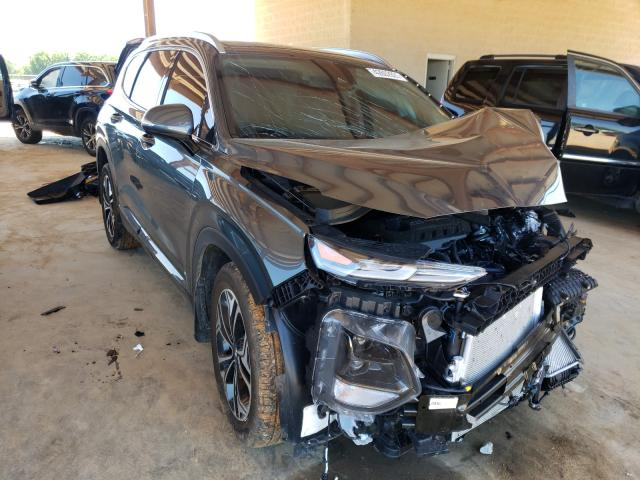 Salvage cars for sale from Copart Tanner, AL: 2020 Hyundai Santa FE L
