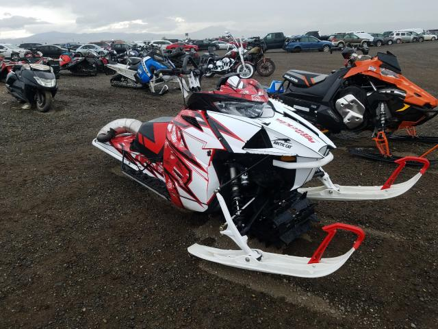 Salvage cars for sale from Copart Helena, MT: 2021 Arctic Cat Snowmobile