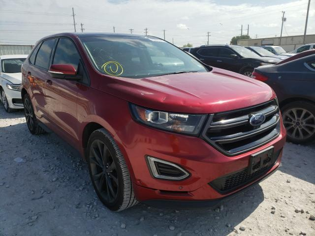 2015 Ford Edge Sport for sale in Haslet, TX