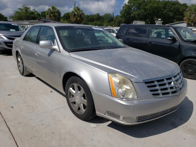 Cadillac salvage cars for sale: 2007 Cadillac DTS