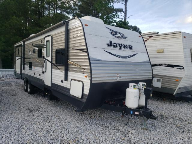 Salvage cars for sale from Copart Loganville, GA: 2017 Jayco Trailer
