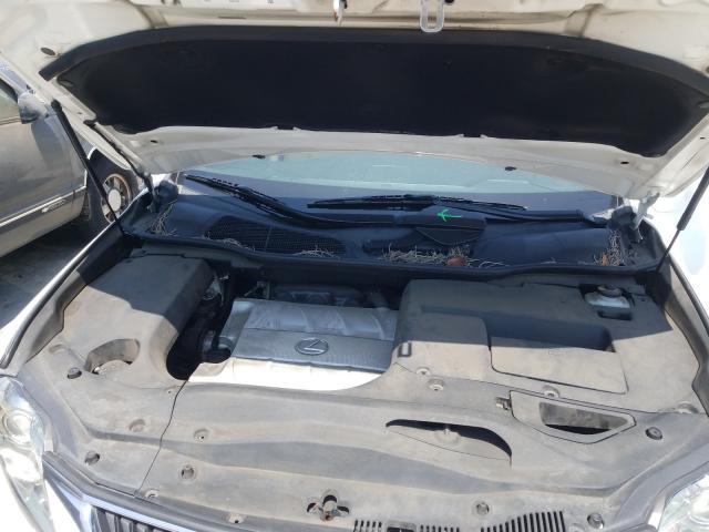 2011 LEXUS RX 350 JTJZK1BA1B2411232